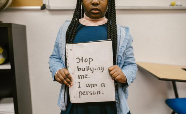 Bullying in schools – How teachers can help