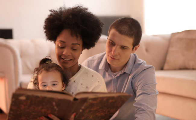 Reading to children: Why it is so important and how to start